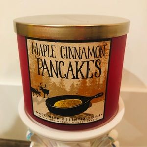 Bath and Body Works Maple Pancakes Candle